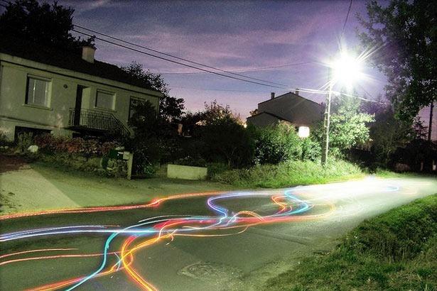 100 великолепных примеров светографики (Light Painting) 42