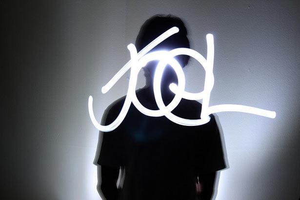 100 великолепных примеров светографики (Light Painting) 44