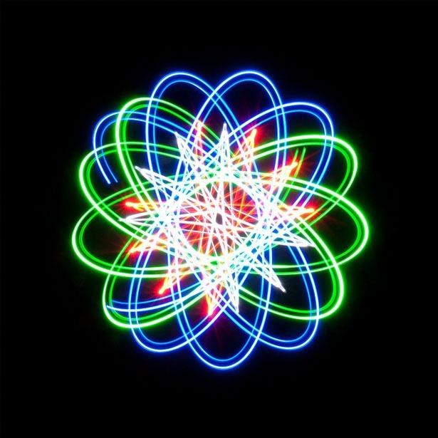 100 великолепных примеров светографики (Light Painting) 77