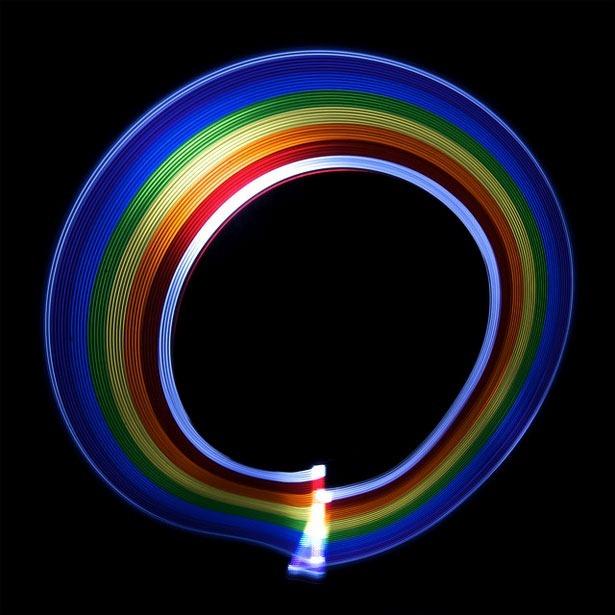 100 великолепных примеров светографики (Light Painting) 81