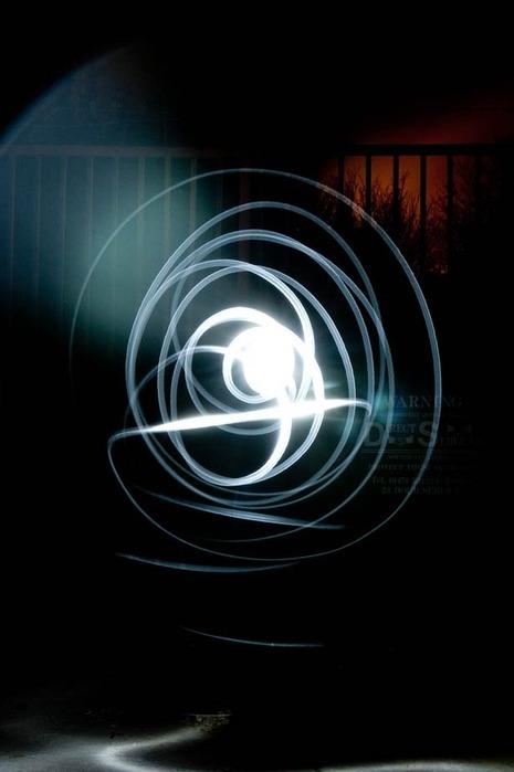 100 великолепных примеров светографики (Light Painting) 94