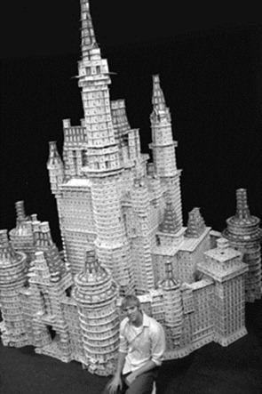 Карточные домики Браяна Берга (Bryan Berg) 4