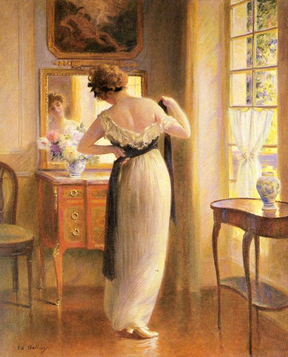 Фото русской женщины перед зеркалом фото 549-558