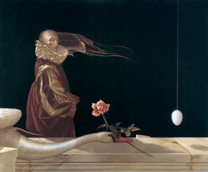 Основатель течения магического реализма Майкл Паркес (Michael Parkes) 63