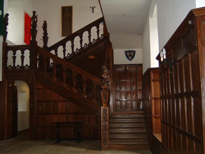 Замок Хёрстмонсо - Herstmonceux Castle 69021