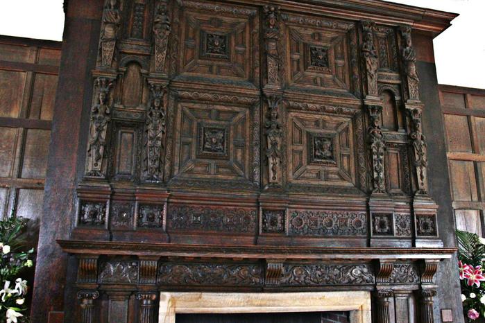 Замок Хёрстмонсо - Herstmonceux Castle 16697