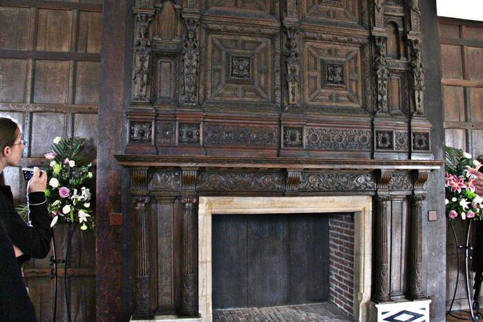 Замок Хёрстмонсо - Herstmonceux Castle 52951