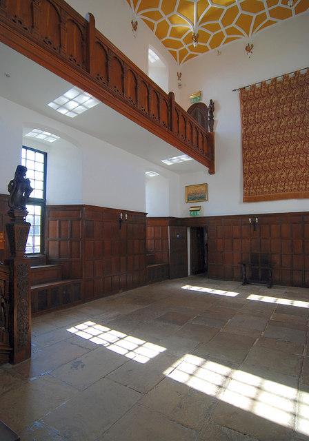 Замок Хёрстмонсо - Herstmonceux Castle 81765