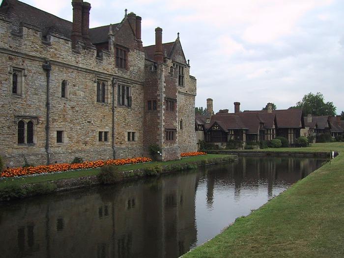 Замок Хёрстмонсо - Herstmonceux Castle 64616