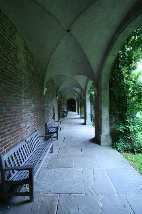 Замок Хёрстмонсо - Herstmonceux Castle 43986