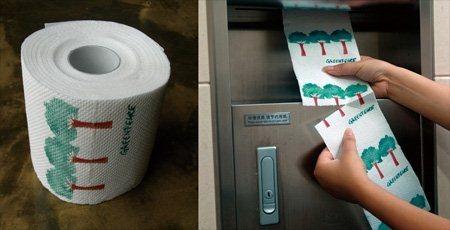 Есть ли место креативу в мире туалетной бумаги 4