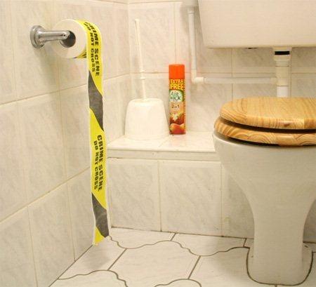 Есть ли место креативу в мире туалетной бумаги 31