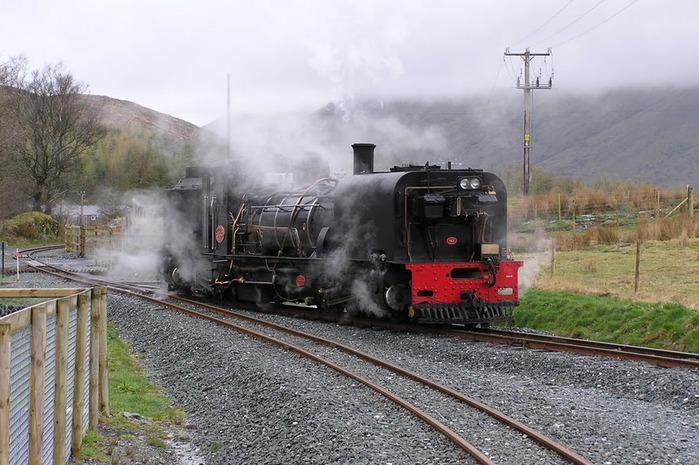 Северный Уэльс 60125