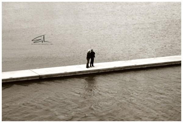 Минимализм в фотографии  Le Trou Noir 2
