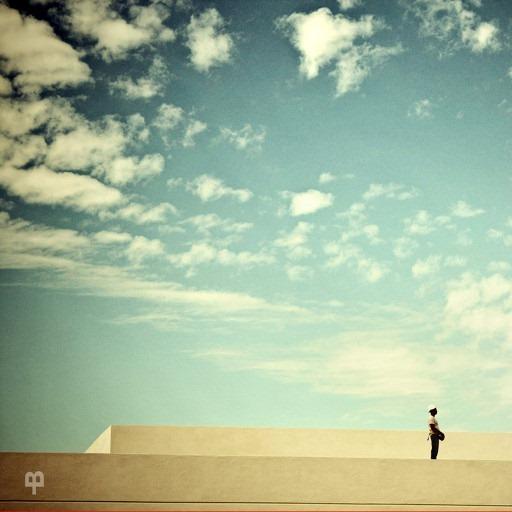 Минимализм в фотографии  Le Trou Noir 12