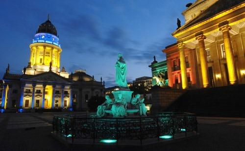 Берлинский фестиваль света 10