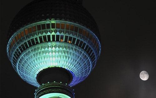 Берлинский фестиваль света 14
