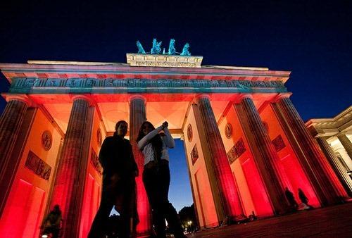 Берлинский фестиваль света 38