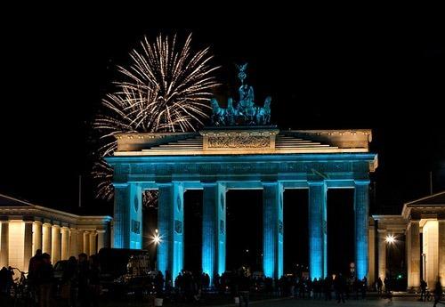 Берлинский фестиваль света 40