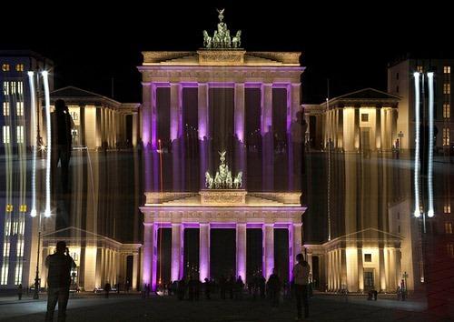 Берлинский фестиваль света 42