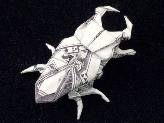 Оригами из долларов 65335789_1287152926_One_Dollar_Stag_Beetle_by_orudorumagi11