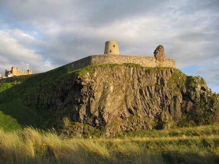 Замок Бамбург (Bamburgh) - Графство Нортумберленд 34943