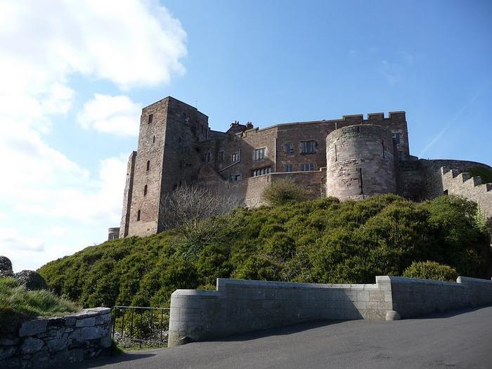 Замок Бамбург (Bamburgh) - Графство Нортумберленд 43267