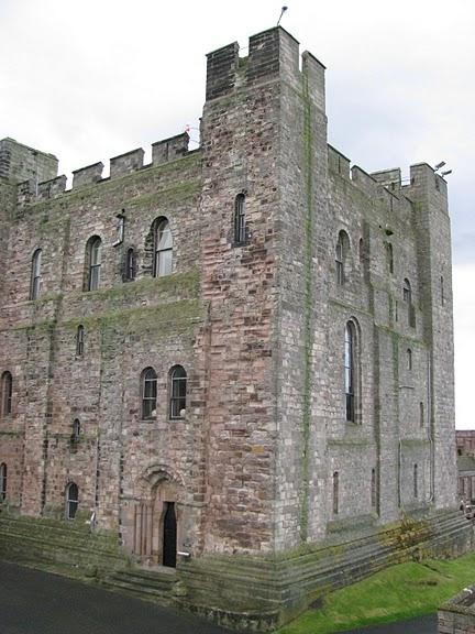 Замок Бамбург (Bamburgh) - Графство Нортумберленд 63999
