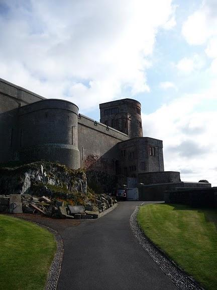 Замок Бамбург (Bamburgh) - Графство Нортумберленд 62049