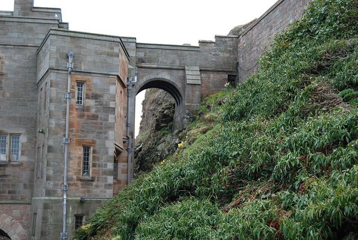 Замок Бамбург (Bamburgh) - Графство Нортумберленд 10597
