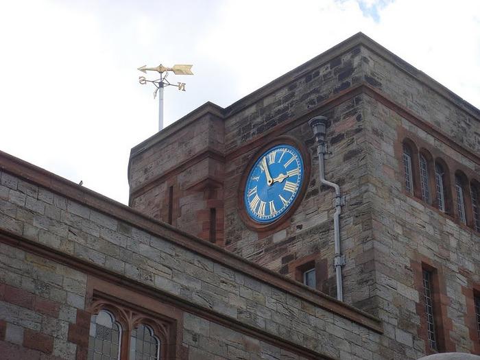 Замок Бамбург (Bamburgh) - Графство Нортумберленд 68765