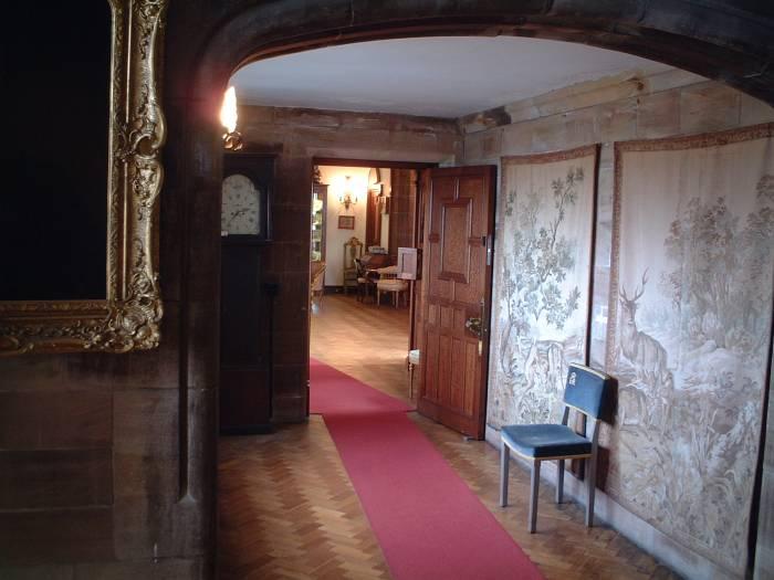 Замок Бамбург (Bamburgh) - Графство Нортумберленд 94708
