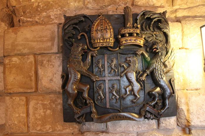 Замок Бамбург (Bamburgh) - Графство Нортумберленд 49033