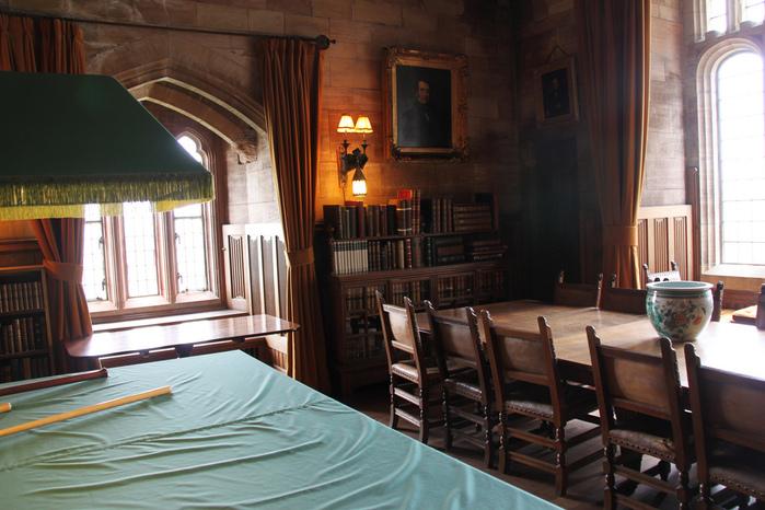 Замок Бамбург (Bamburgh) - Графство Нортумберленд 30481