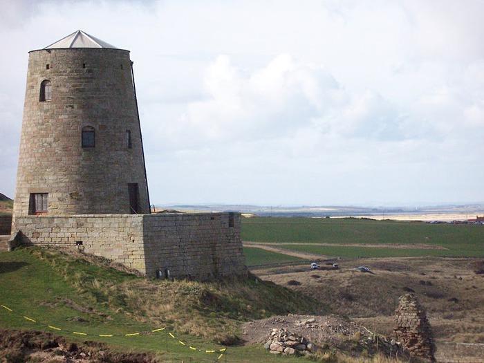 Замок Бамбург (Bamburgh) - Графство Нортумберленд 97005
