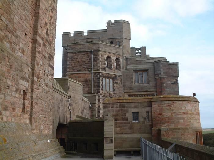 Замок Бамбург (Bamburgh) - Графство Нортумберленд 71623