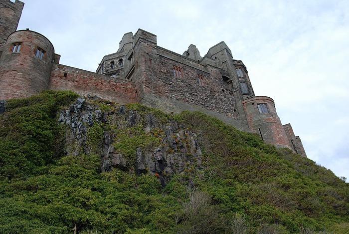 Замок Бамбург (Bamburgh) - Графство Нортумберленд 72531
