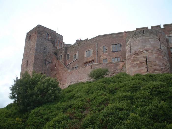 Замок Бамбург (Bamburgh) - Графство Нортумберленд 65445
