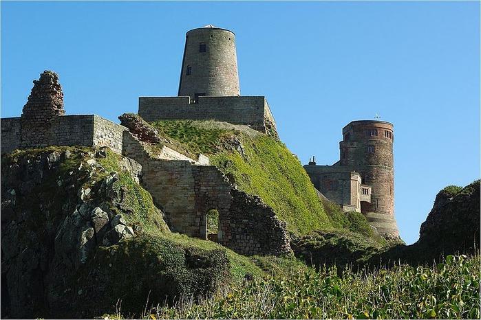 Замок Бамбург (Bamburgh) - Графство Нортумберленд 16676
