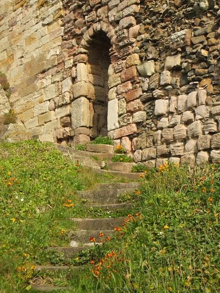 Замок Бамбург (Bamburgh) - Графство Нортумберленд 10162