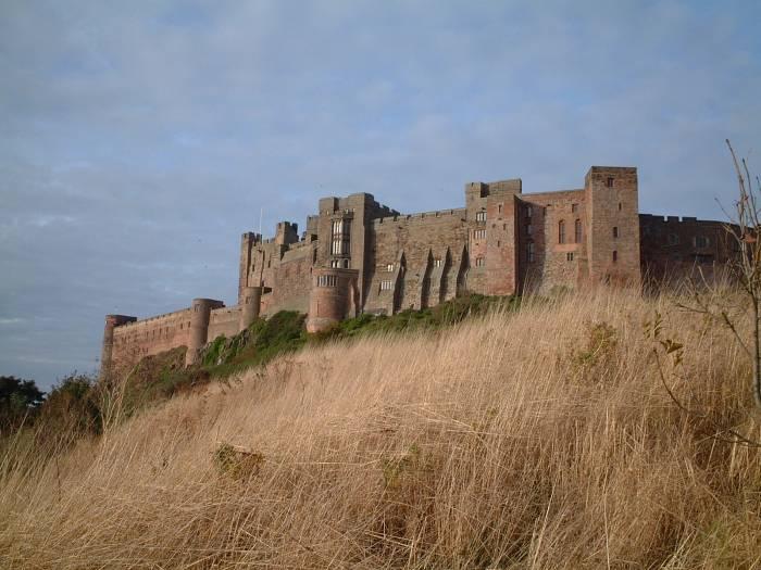 Замок Бамбург (Bamburgh) - Графство Нортумберленд 41213