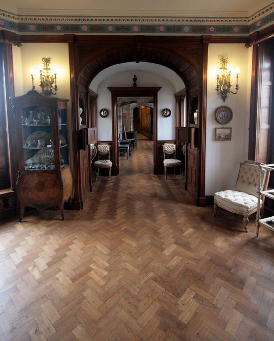 Замок Бамбург (Bamburgh) - Графство Нортумберленд 41412