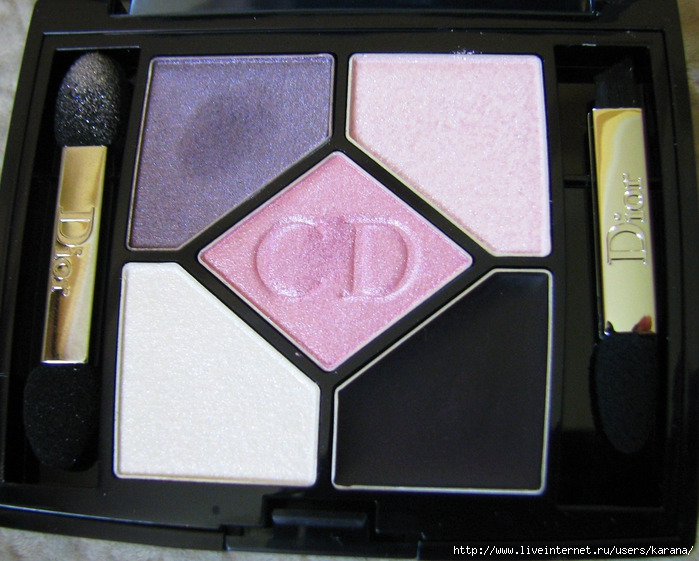 Dior 808 Pink design
