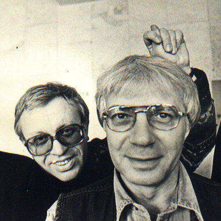 Вадим Егоров и Александр Мирзоян. photo by Igor Goldberg