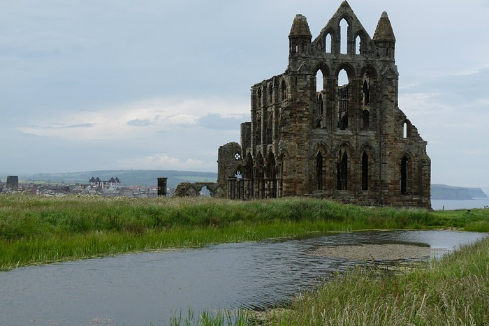 Аббатство Уитби - Whitby Abbey 61086