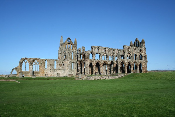 Аббатство Уитби - Whitby Abbey 31132