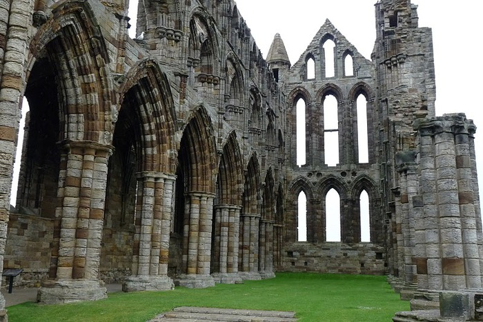 Аббатство Уитби - Whitby Abbey 86800