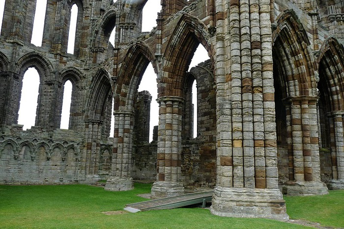 Аббатство Уитби - Whitby Abbey 52849