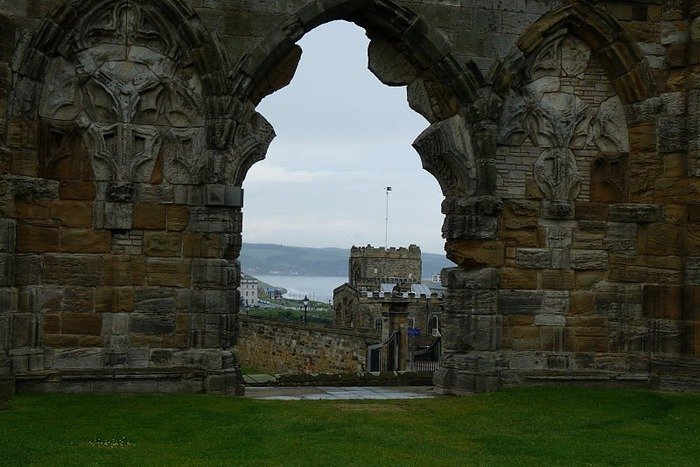 Аббатство Уитби - Whitby Abbey 41594