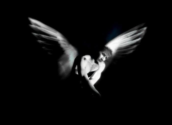 Илья Гутковский — Черный ангел...